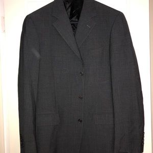 Brooks Brothers charcoal sport coat